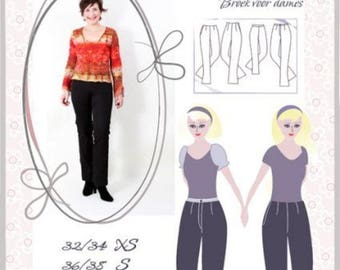 """Mamu-Design Cut pattern """"Yve"""""""
