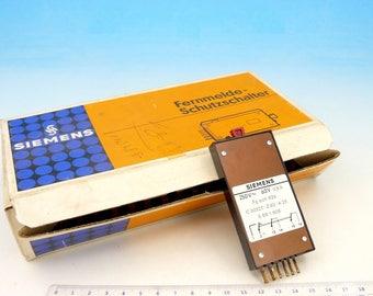 C30327-Z62-A25 0.8A 250V~ 60V Siemens & Halske Germany Heavy Duty Telecommunication Circuit Breaker Military Toggle Switch 5SR1808