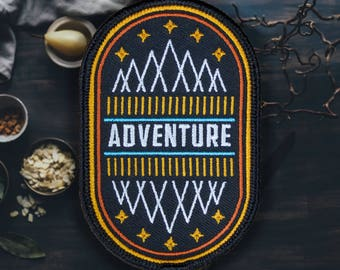 """The Outdoor Adventure Patch 