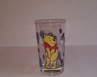 Winnie the Pooh 8 oz Juice Glass