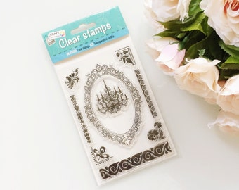 Clear Stamps Set 3