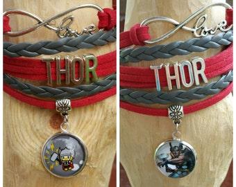 Infinity Thor bracelet