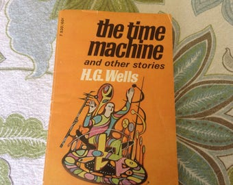 Time Machine and other stories. 1973 Edition