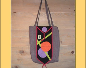 "FOLDING shopping bag ""Black"""