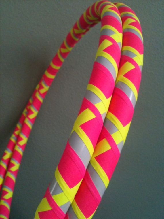 Bright Eyed Dance & Exercise Hula Hoop COLLAPSIBLE Polypro