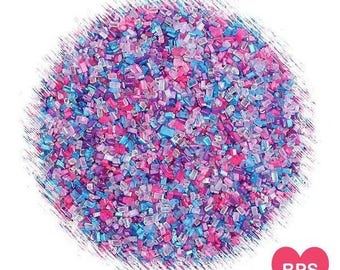 Mermaid Sparkling Sugar, Mermaid Sprinkles, Under the Sea Sparkling Sugar, Under the Sea Sprinkles, Shimmer Sparkling Sugar, Edible Sprinkle