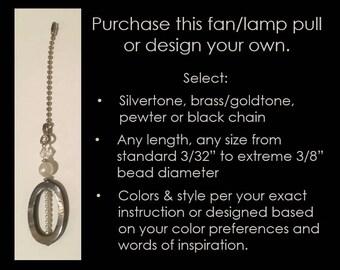 Ceiling Fan or Lamp Pull