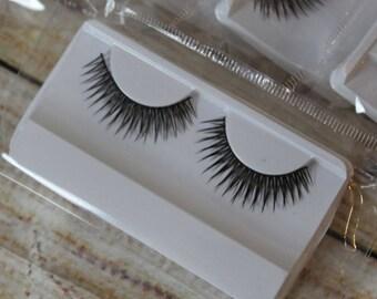 Fake eyelashes for BJD Pullip Blythe dolls!!