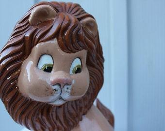 Vintage handmade Lion  # 3201