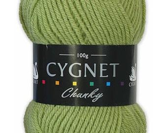Cygnet Chunky Kiwi 100g ball