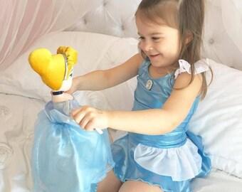 Princess Cinderella Leotard*free shipping