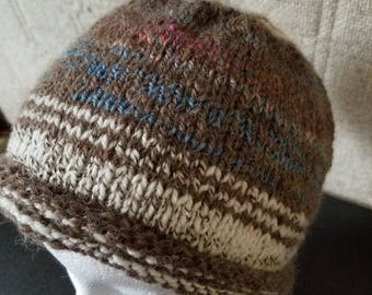 Snug Brown Hat