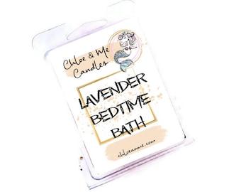 Parasoy Wax Melt Clamshell- Lavender Bedtime Bath