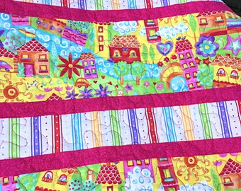 Homemade Quilts for Sale, Girl Quilts, Baby Quilts Handmade, Quilts for Sale, Handmade Quilts, Toddler Quilts, Girls Bedding, Pink Quilt
