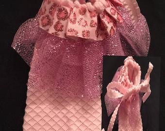 Pink fancy sock game!
