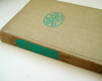 The Fountain Overflows - vintage book - Rebecca West - 1956