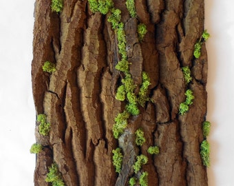 Table bark, framework framework, framework, plant frame, organic artwork bark bark bark, plant design, green