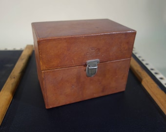 R1801 box leather with 3 bottles