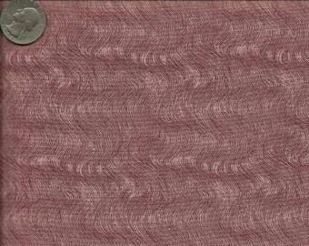 RJR Jenny Beyer Quilting Cotton Fabric Peach Wave 126087 - 1/2 Yard