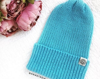 knitted hat winter hat knitted hat spokes hat made of wool handmade hat winter hat hat for girls
