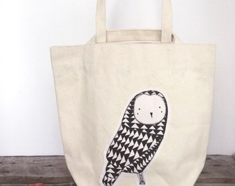 Eco Lunch Bag - Canvas Lunch Bag - Work Lunch Bag - Fabric Lunch Bag - School Lunch - Reusable Lunch Bag