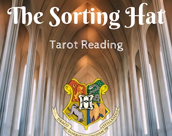 Harry Potter Sorting Hat Tarot Reading