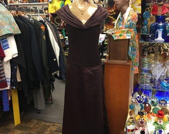 Vintage 1990's Petra Formal Gown Evening Wear /Wedding / Bridesmaid  WOW