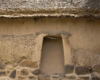 Sacred Valley Entries 3, Fine Art Photography, Landscape, Inca, Ollantaytambo, Small Town, Doorway, Wall Art, Home Decor