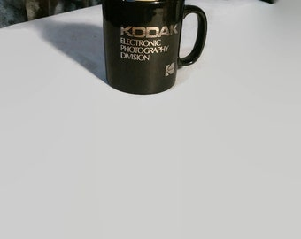 Kodak electronic photography division mug by kiln craft staffordshire england