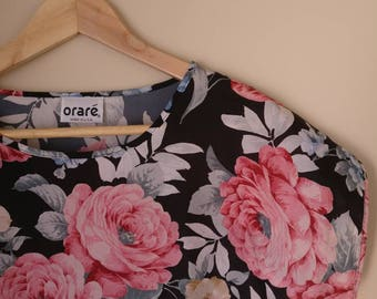 Rose Blouse Size S/M