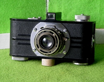 Photographic, Vintage, Argus A 35-mm Camera, Argus (International Research Corporation), Ann Arbor, Michigan, 1940