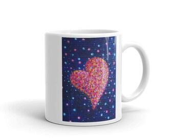I Heart U - Ceramic Mug