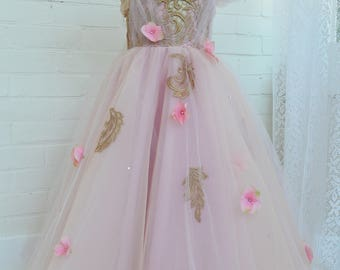 Enchanted Fairy Princess Gown