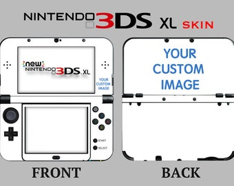new 3ds xl skin etsy