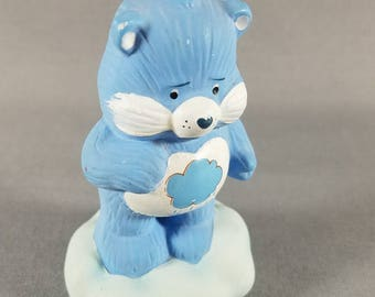 Original strawberry shortcake enjoy pitcher figurines grumpy bear care bear on a cloud american greetings corp knick knacks m4hsunfo