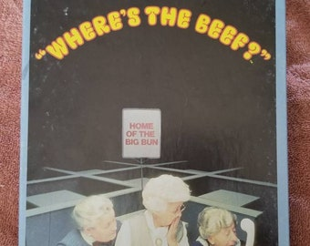 Where's the Beef Jigsaw Puzzle