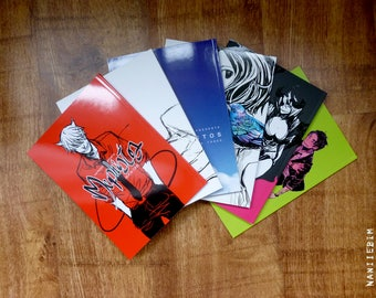 6 book Mephistos Bundle