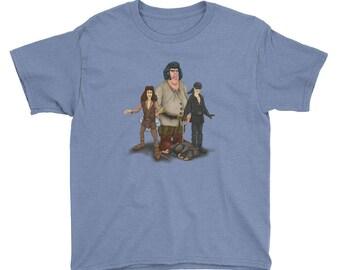 Wesley, Fezzik and Inigo Youth T-Shirt