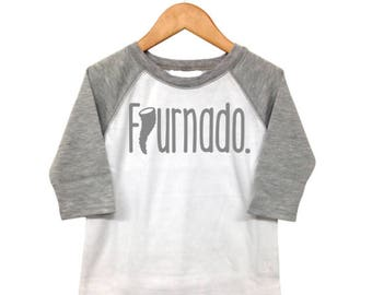 Fournado Shirt, 4th Birthday Shirt, Fournado Birthday Shirt, Four Shirt, Boys Birthday Shirt, Raglan Birthday Shirt, Fourth Birthday Shirt