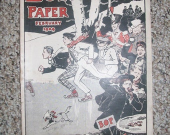 Boys Own Paper, February 1904
