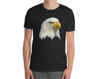 Bald Eagle Shirt, Patriotic Shirt, Eagle Shirt, Eagle Head, Eagle Face, Bald Eagle, Eagle, 4th Of July Shirt, American Bald Eagle, July 4th