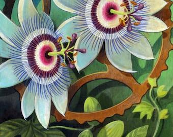 Passion Flower Gear