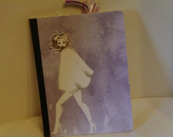 Altered Composition Notebook