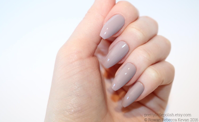 Mocha coffin nails Nail designs Nail art Nails Stiletto