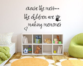 Wall stickers - wall decals - Inspirational quote for wall - choice of colour and size - wall art quote - vinyl stickers
