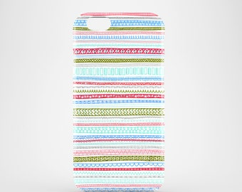 Reddish Pattern mobile phone case / iPhone X, iPhone 8, iPhone 7, iPhone 7 Plus, iPhone SE, iPhone 6S, iPhone 6, iPhone 5/5S, doodle case