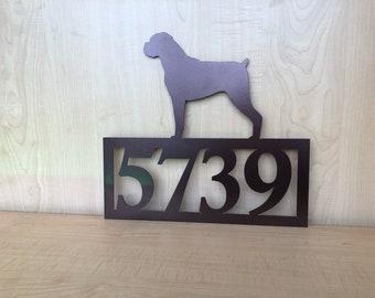 Excellent Dog house number | Etsy KW03