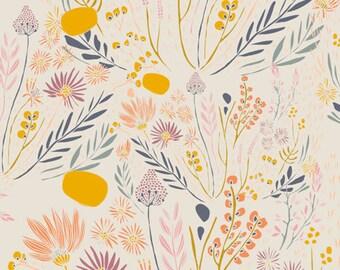 Southwestern Quilt Fabric | Leah Duncan Fabric | Modern Floral Fabric | Wispy Daybreak Aura | Morning Walk | Art Gallery Fabrics | MWK-2120
