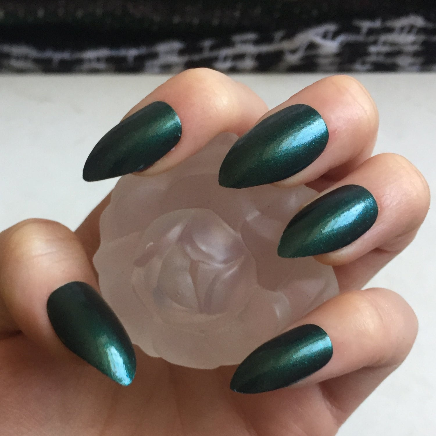 The Huntress - 5-Free Handmade Indie Nail Polish - Vegan & Cruelty ...
