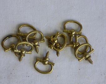 Metal Hooks  Plaque Hangers   Decorative Hook